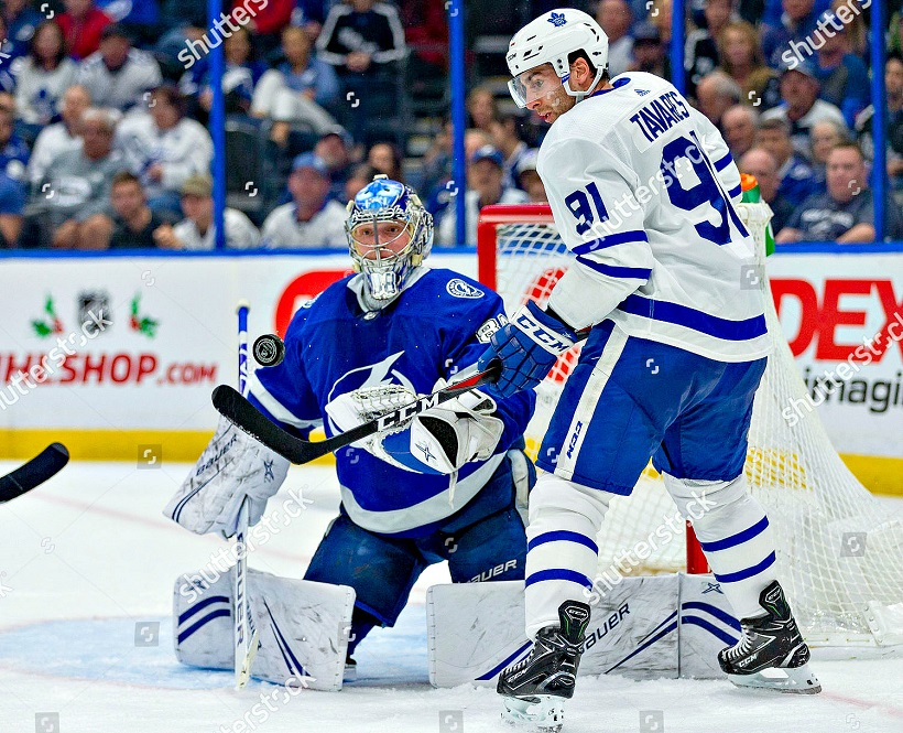 Leafs Andersen 'day to day' with groin injury, Kaskisuo recalled from AHL